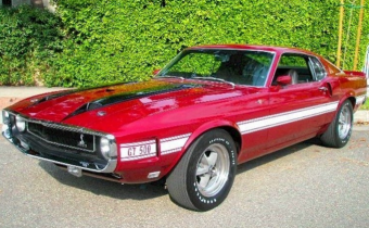 Ford Mustand GT500