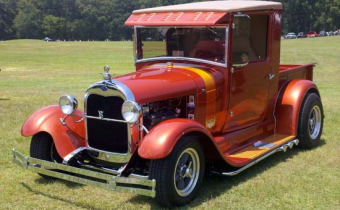 Ford Truck 40s hot rod