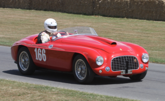 Ferrari 1950 Barchetta