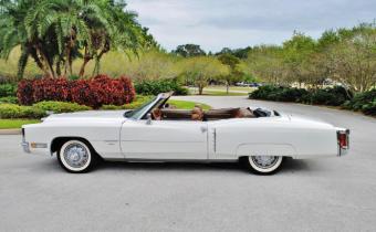 Cadillac 1971 Elderado