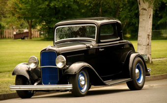 Ford 32 3window coupe